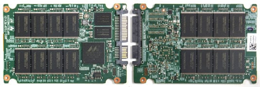 Elgato Thunderbolt Drive+ Plextor PX-512M5Pro SSD innards