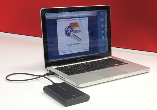 Elgato Thunderbolt Drive+ with a MacBook Pro
