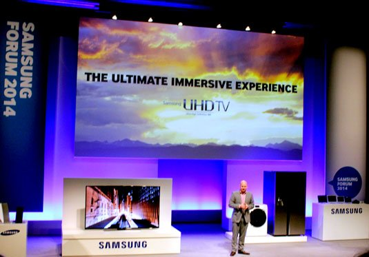 Zoeller at the Samsung