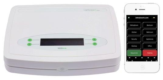 JSJS LightwaveRF LW500 Wi-Fi box