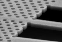 The CUDOS silicon waveguide