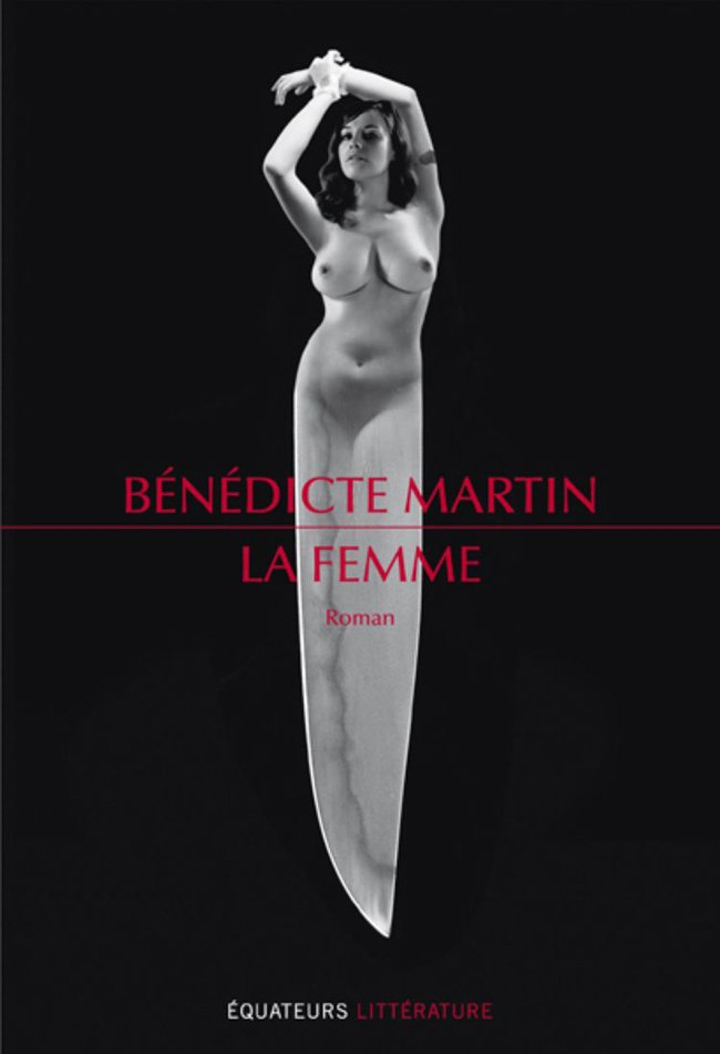The cover of La Femme