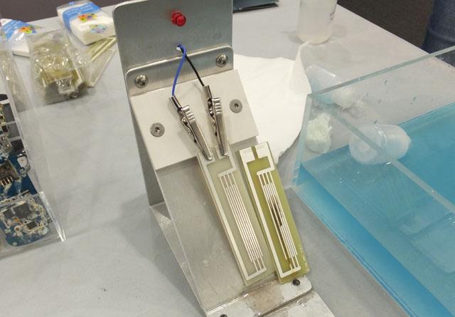 P2i hydophobic treatment on circuit boards