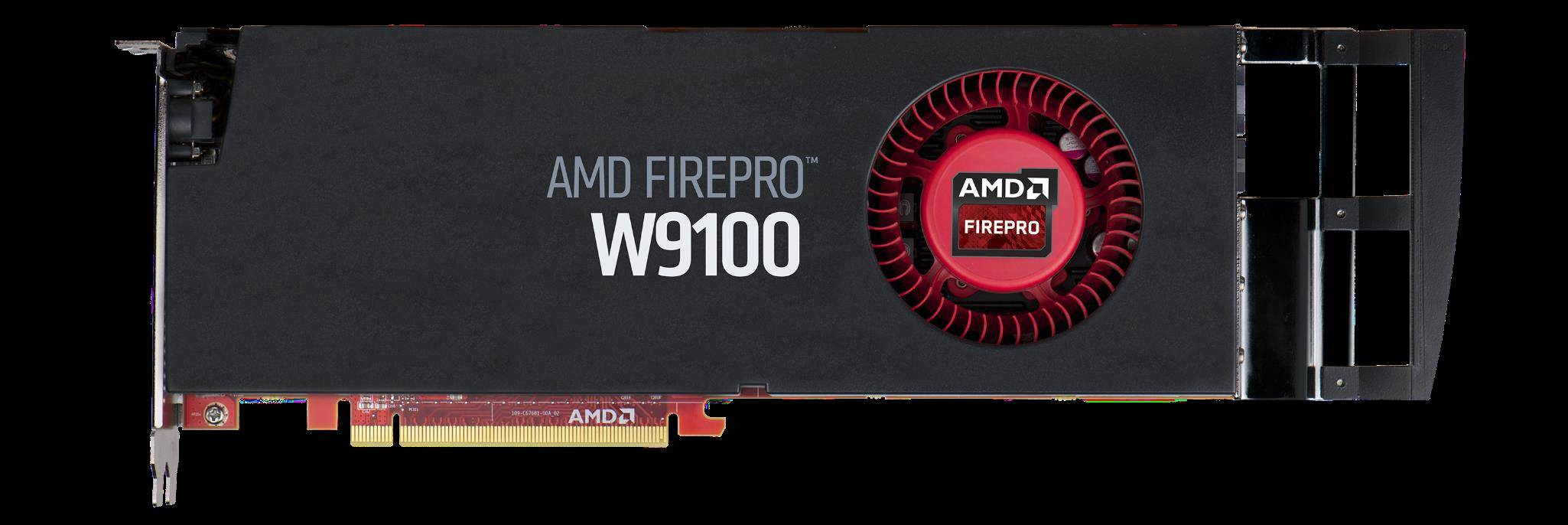 AMD W9100