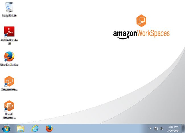 Welcome to Amazon Workspaces