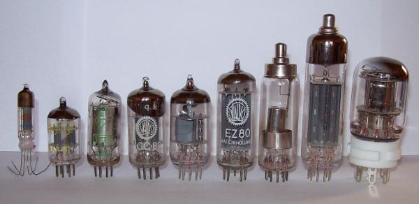 Vacuum tubes, by Stefan Riepl