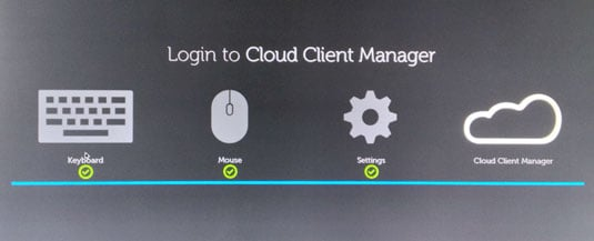 Dell Wyse Cloud Connect goes through the motions