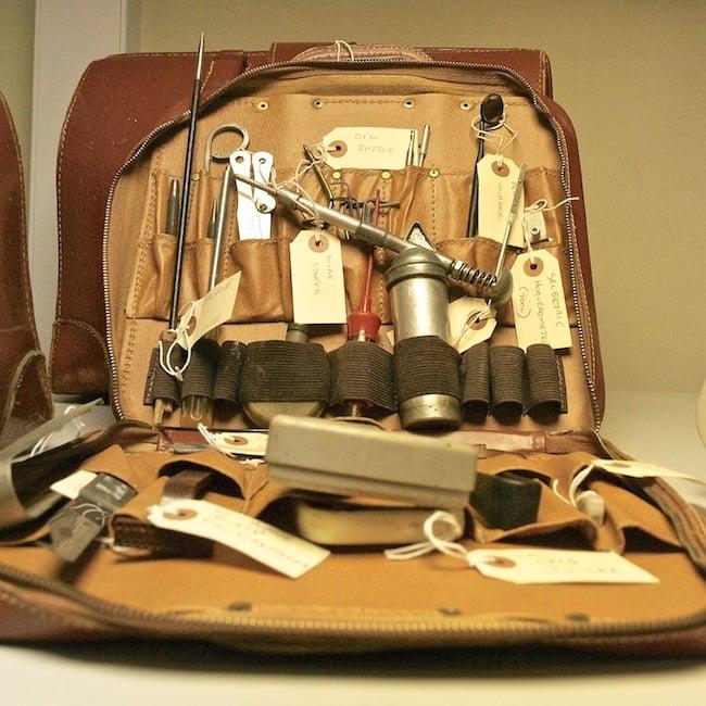 IBM mainframe engineer's portable toolkit