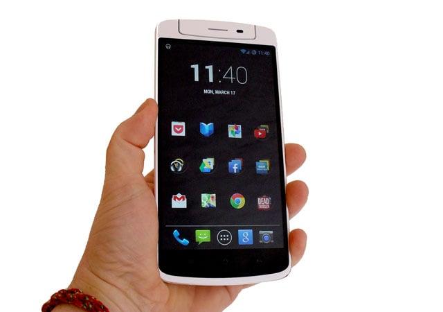 Oppo N1 CyanogenMod Edition