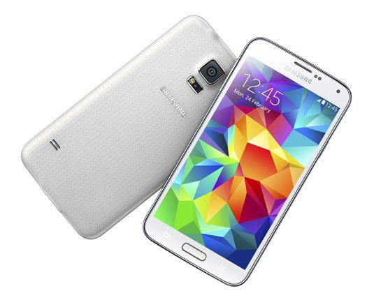 Review Samsung Galaxy S5 Sm G900f
