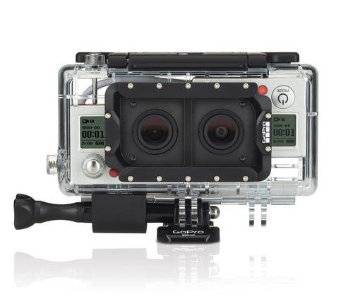 Takes Two Hero 3s to make 3D movies
