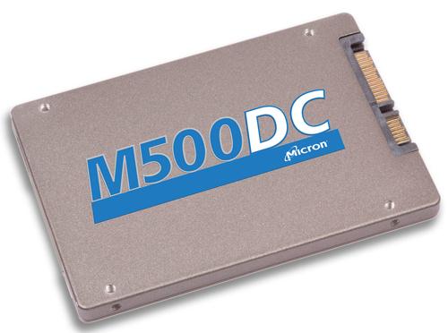 Micron M500DC SSD