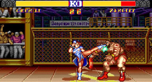 Streetfighter 2: Chun Li kicks things off