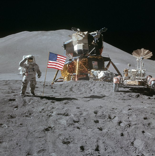 The Apollo 15