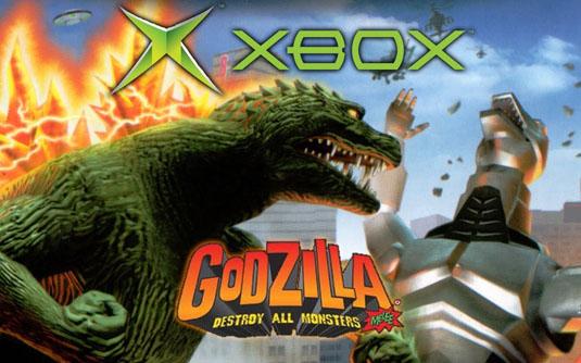 Godzilla: Destroy All Monsters Mêlée