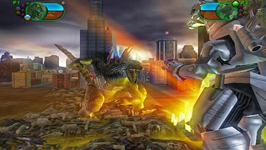Godzilla Unleashed