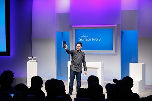 Panos Panay claims Surface Pro 3 is one device to rule them all