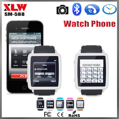 The XLW SM-588 wristphone