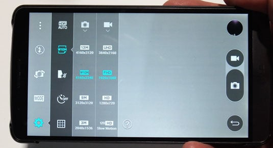 LG G3 Android smartphone