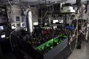Delft University's quantum teleportation setup
