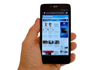 Doubletalk: Geeksphone Revolution dual-OS smartphone • The ...