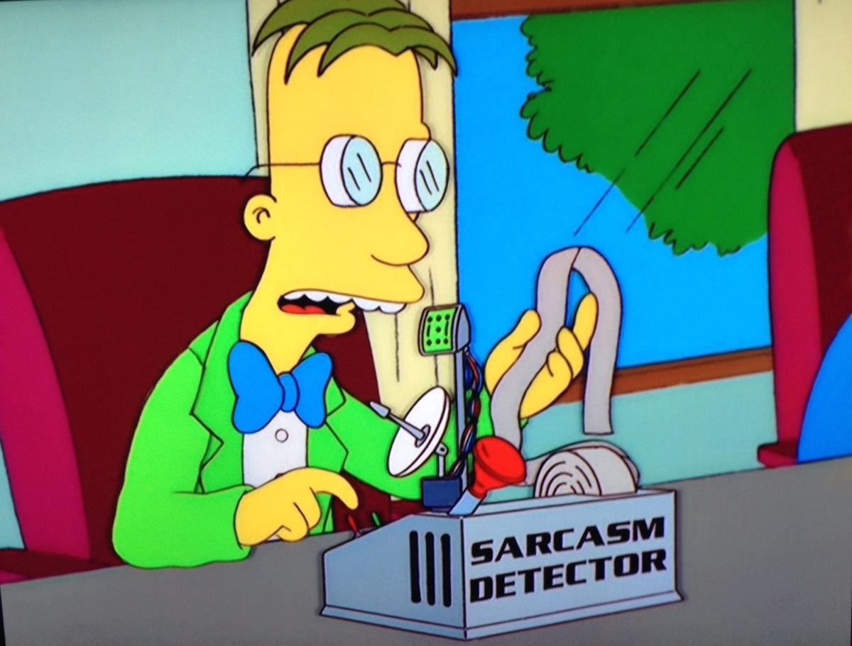 [Imagen: sarcasmdetectorsimpsons.jpg]