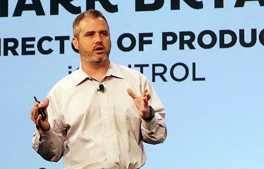 iControl exec Mark Bryan