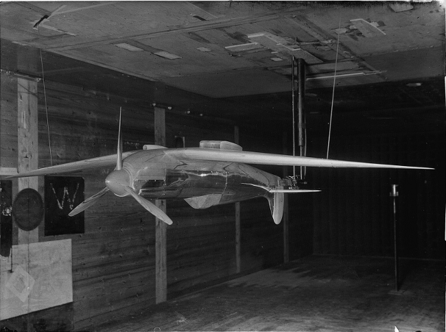 Supermarine testing NPL, photo: NPL