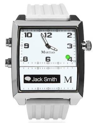 Martian Smartwatch