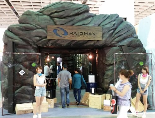 Raidmax at Computex