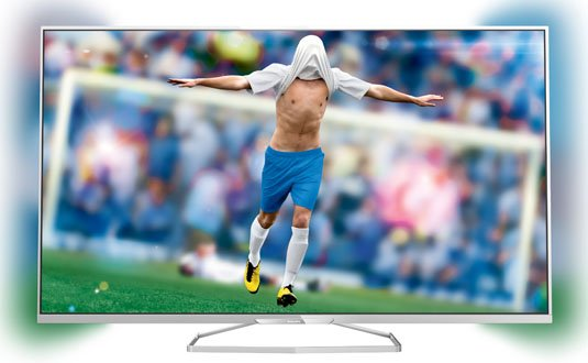 Philips 55PFS6609 Ambilight