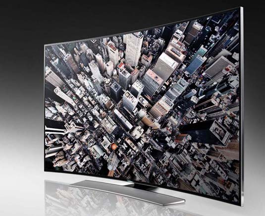 Samsung UE65HU8500 Curved 4K UHD TV