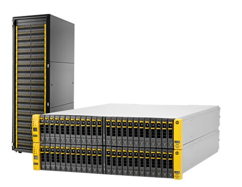 HP all flash array