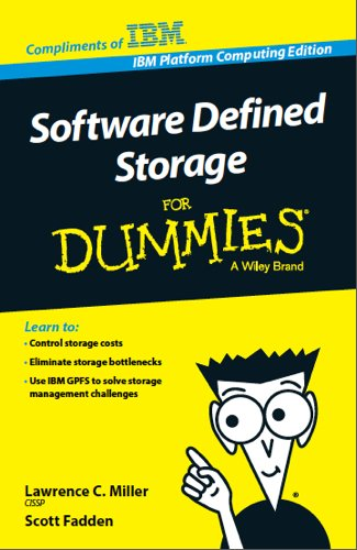 IBM Software Defined Storage for Dummies