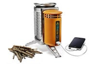 BioLite Wood Burning Camp Stove & Gadget Charger