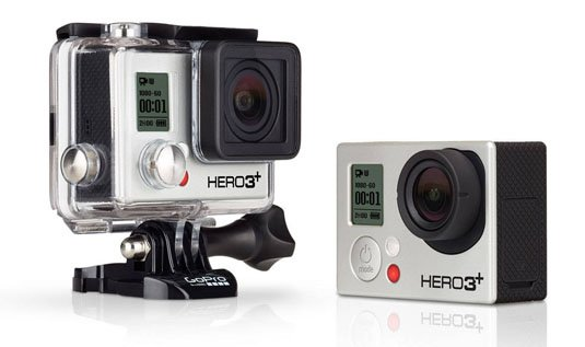 GoPro Hero3+ Black Edition Action Camera