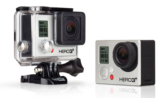 GoPro Hero3+ Black Edition Action Camera
