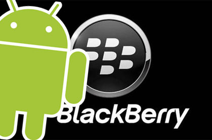 BlackBerry and Android, well-balanced at last