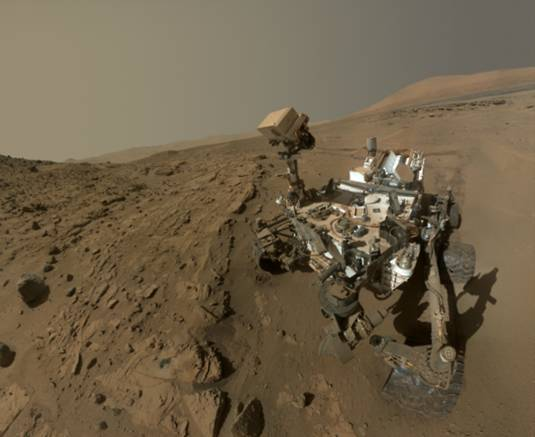 Curiosity celebrates one (Martian) year of Red Planet wanderings