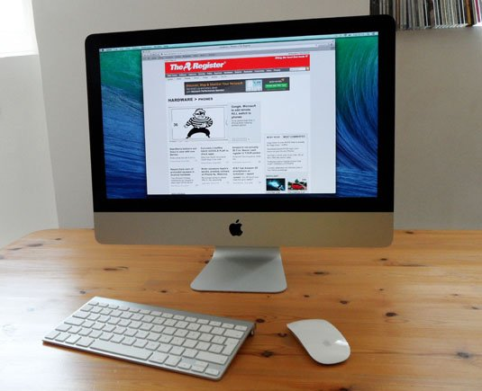 Apple iMac 1.4GHz Core i5 mid-2014