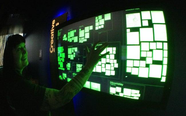 Barbican Digital Revolution