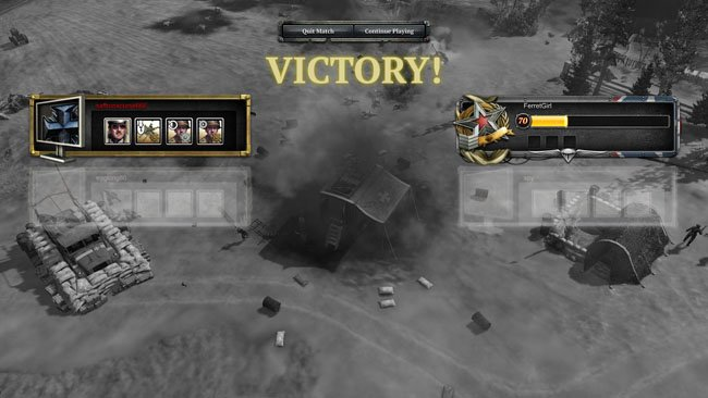 Company of Heroes: The Western Front Armies