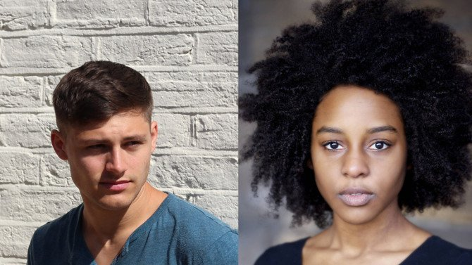 Star Wars casts relative unknowns Pip Andersen and Crystal Clarke