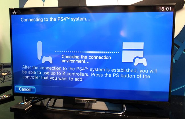 Sony PlayStation TV gets connected