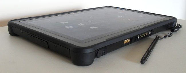 Getac F110 rugged Windows tablet