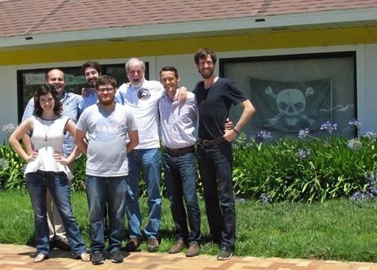 The ISEE-3 reboot Team