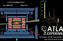 "ATLAS experiment ""candidate event"""