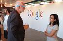 Making conversation Google Glass style