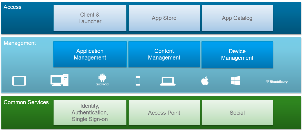 Airwatch vision July 2014