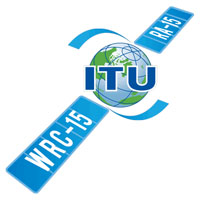 WRC-15 conference logo